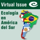 Ecologia en America del Sur Virtual Issue web advert