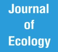 JEcol logo